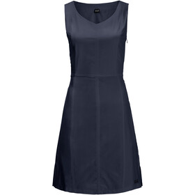 Jack Wolfskin Costa Calma Dress Women, midnight blue